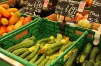 Zucchini flower is so cheap here!