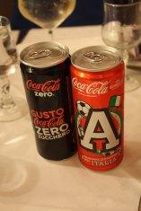 Coca-Cola + Coke Zero