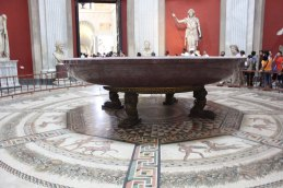 Emperor Nero's bathtub