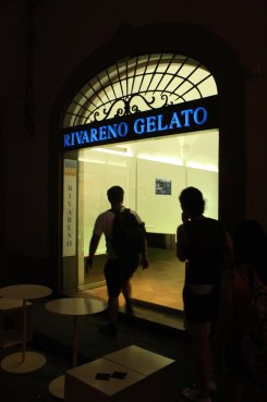 Hunting for more gelati