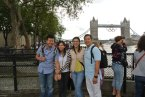 Team BASS at Tower Bridge