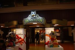 Namjatown: a JPY300 entry fare into a themed park...