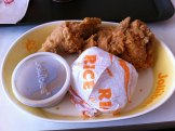 Fried Chicken...