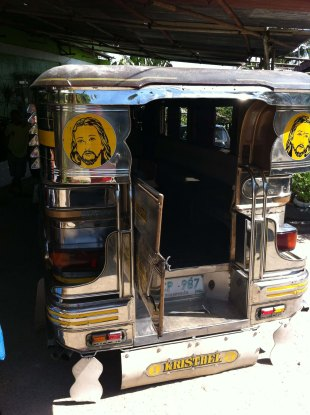 The Jesus Jeepney