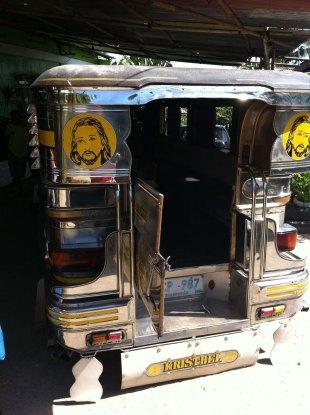The Jesus Jeepney